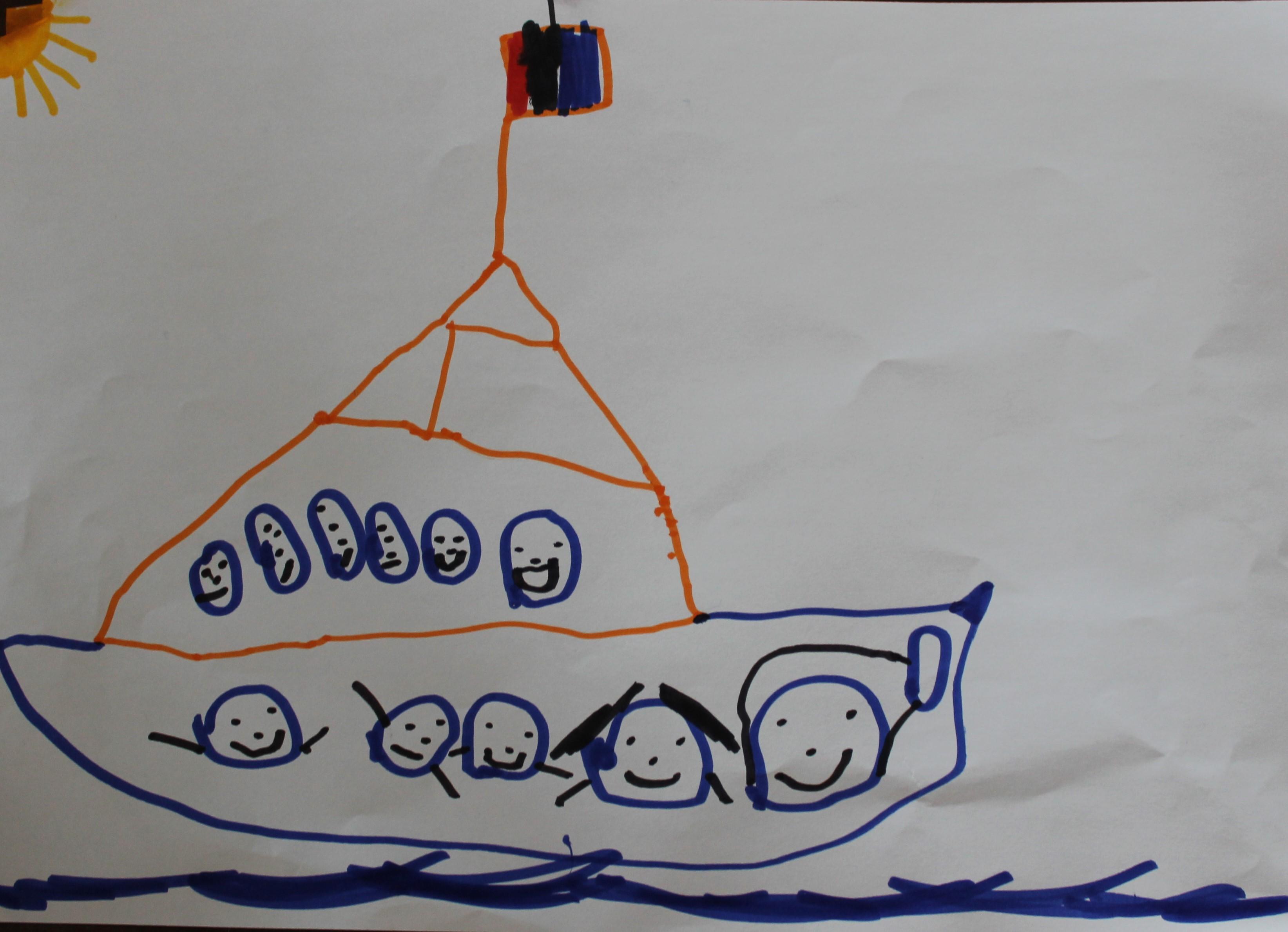 Kindertekeningen Lezen Kinderpraktijk Scherpenzeel